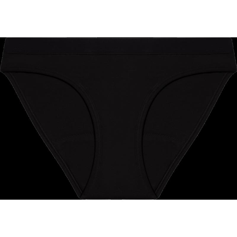 Culotte menstruelle Billie noire