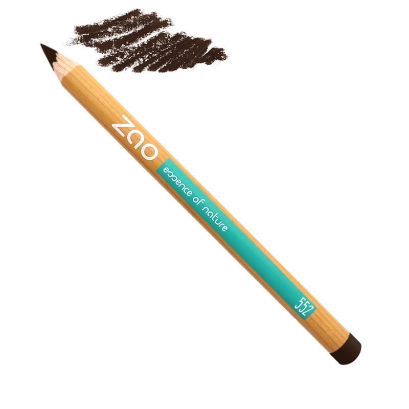 Crayon Brun foncé 552