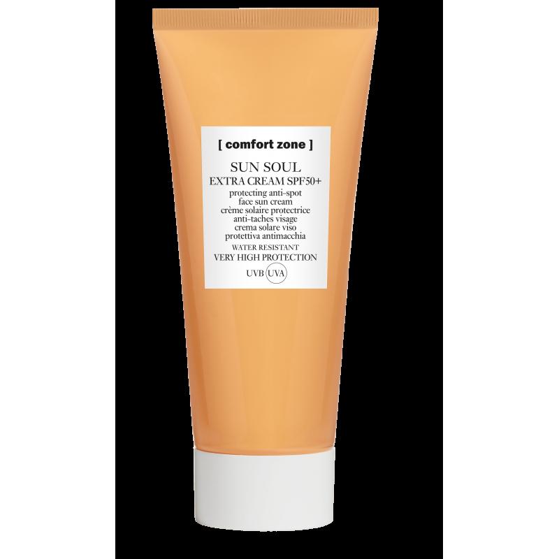 Crème solaire anti-taches SPF50+