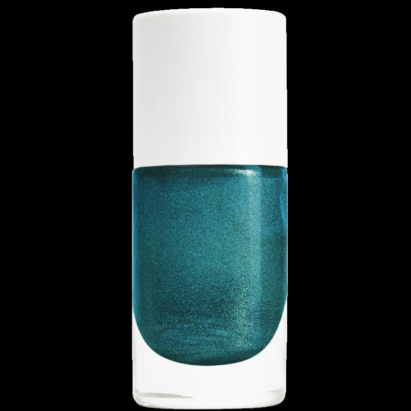 Holly Aqua - Vert émeraude nacré
