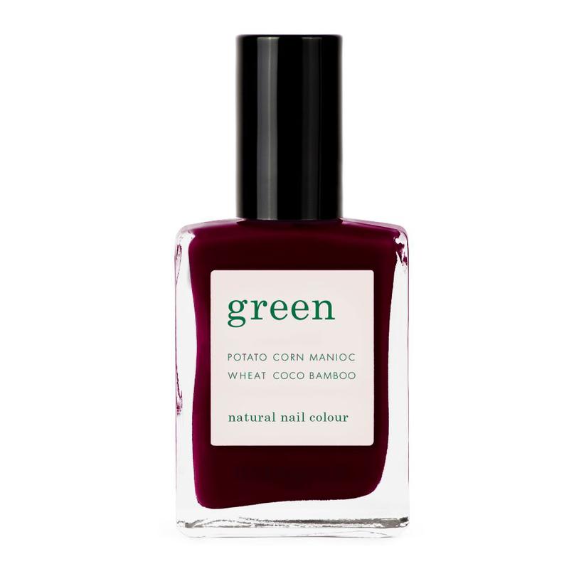 Green Hollyhock