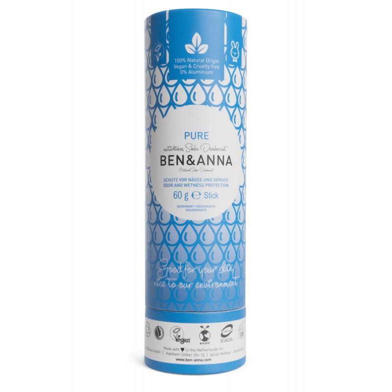 Déodorant naturel Pure