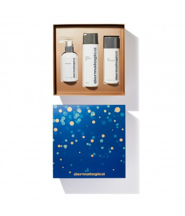 Coffret The ultimate cleanse & glow trio
